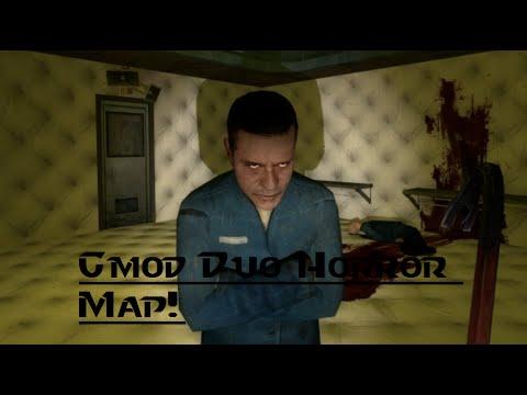 GMod Duo Horror Map P2: Kid Grumpy, The Mom that said no!!