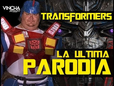 Transformers: LA ULTIMA PARODIA