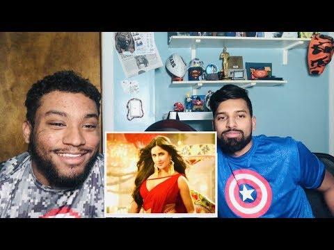ZERO: Husn Parcham | Shah Rukh Khan, Katrina Kaif, Anushka Sharma | REACTION