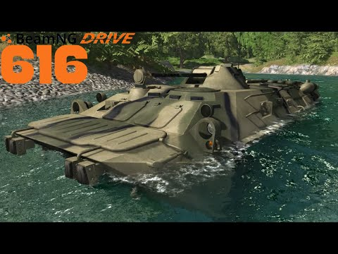 BEAMNG DRIVE #616 | BTR-80 | Let