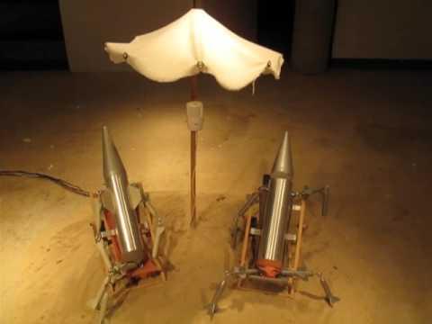 Farrell's Missile Art Critics