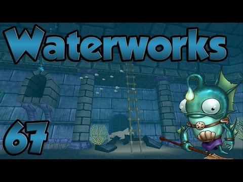 "Wizard101: Co-op Walkthrough | ""WATERWORKS"" Ep 67"