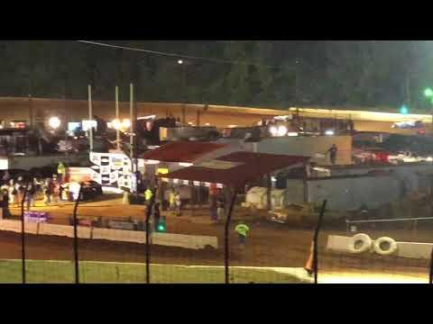 SECA Late Models 8/4/18 Cherokee Speedway