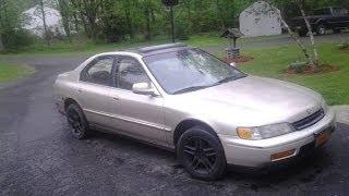my first car 1994 honda accord ex vtec