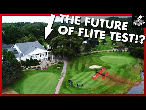 The FUTURE of FLITE TEST!? -  Help build our WORLD OF FLIGHT