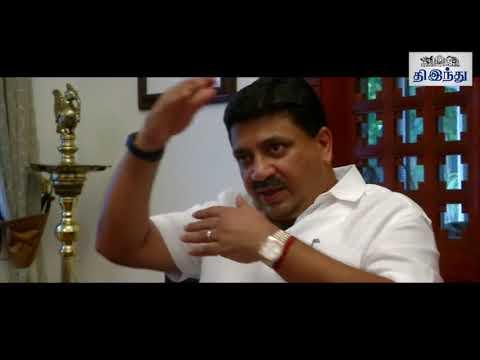 Dr. Palanivel Thiaga Rajan's Interview to Tamil The Hindu