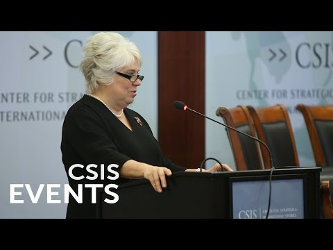 International Norms in Cyberspace: A Discussion with Minister Marina Kaljurand