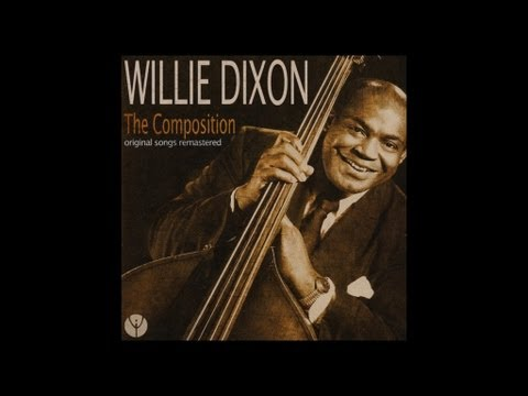 Willie Dixon and Big Three Trio - My Love Will Never Die (1952) [Digitally Remastered]