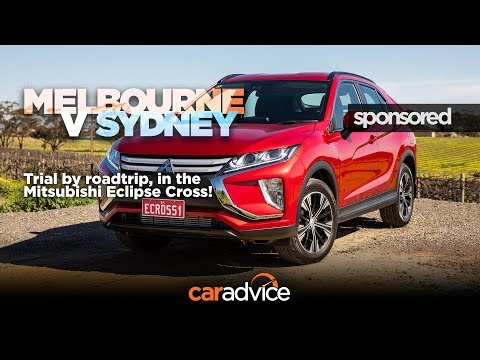 Melbourne v Sydney in the Mitsubishi Eclipse Cross: Trial by