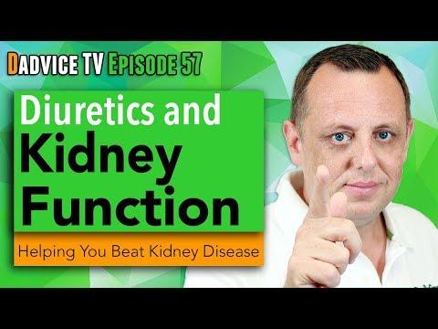 Diuretics And Kidney Function - How Diuretics Impact Your GFR