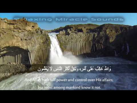 with quran l  4K Video Beautiful Relaxing Nature Sounds & Voice   No Music   Ultra HD TV Test 2160p