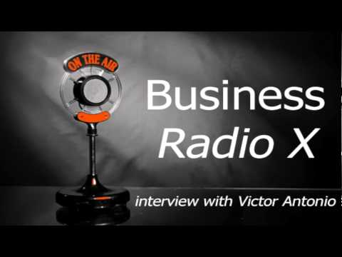 Selling has Changed - Business Radio X Interview