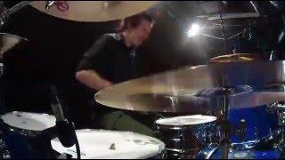 Smashing Pumpkins - Pissant Drum Cover (Live @ Lutakko)