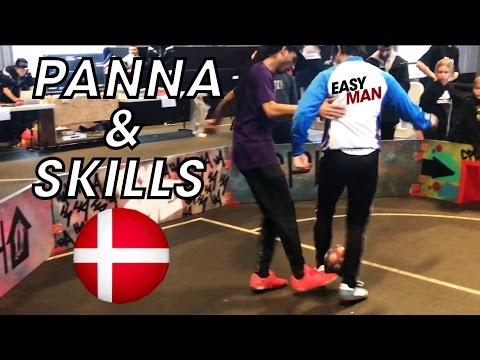 PANNA & SKILLS IN DENMARK - Easy Man!