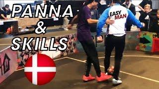 PANNA & SKILLS IN DENMARK ft. PANNAHOUSE!