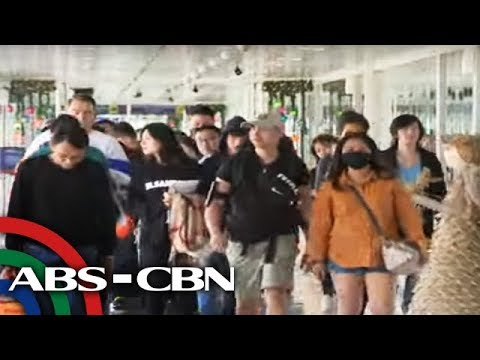 Airports on guard for coronavirus as health authorities urge vigilance | UKG