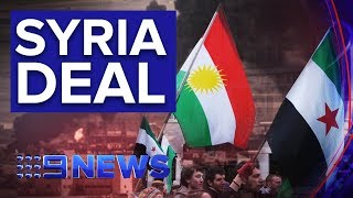 kurds-syrian-regime-join-forces-stop-turkey-assault-news-australia