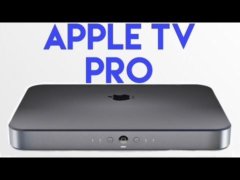 What tvOS and the Apple TV could be