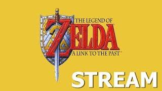 [STREAM] Legend of Zelda Link to the Past randomizer practice