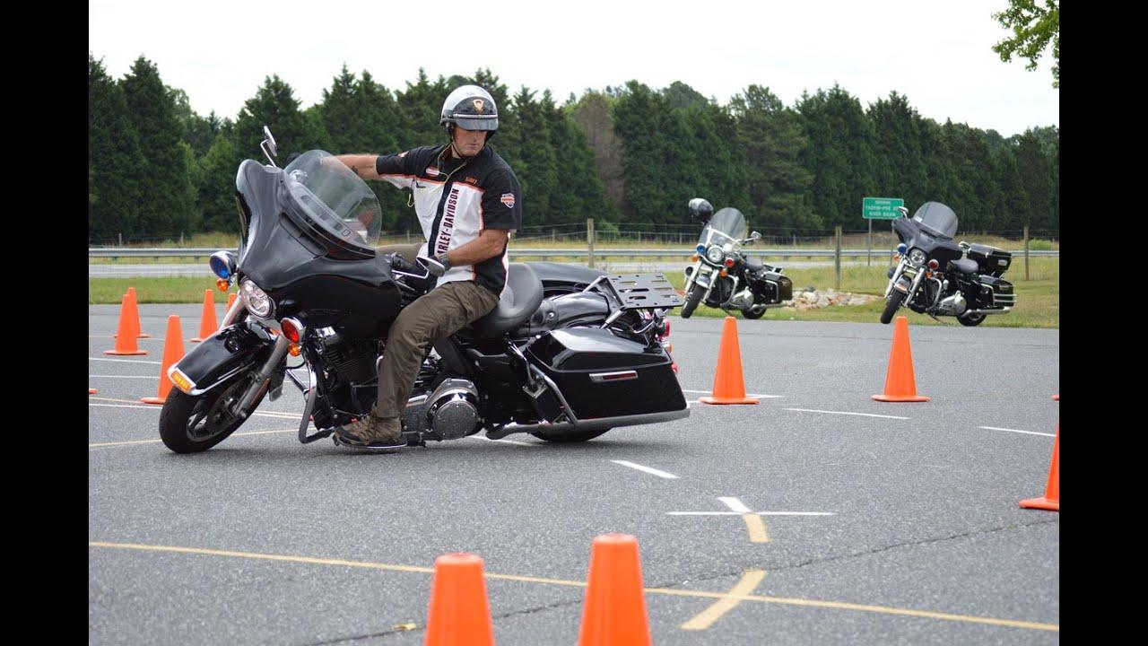 cox's harley-davidson 2015 police motorcycle rodeo rob grimsley