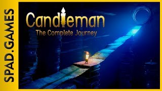 Candleman: The Complete Journey (Gameplay em Português)