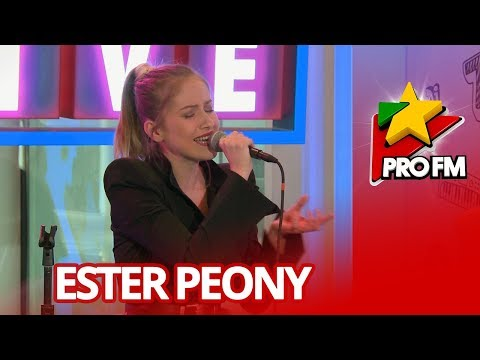 Ester Peony - On a Sunday | ProFM LIVE Session