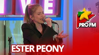 Ester Peony - On a Sunday ProFM LIVE Session