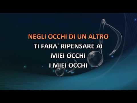 Luigi Tenco - Lontano Lontano (Video karaoke)