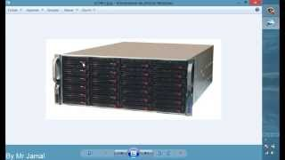 Technology Lab ISCSI ,SAN storage Server 2012  (Arabic ) شرح و تسطيب