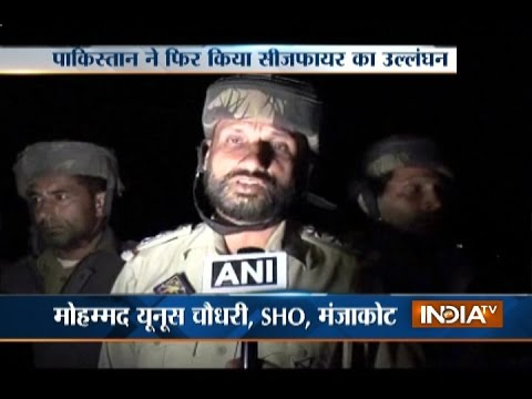 J&K: One BSF Jawan Martyred, 3 others Injured after Pakistan Violates Ceasefire in Rajouri