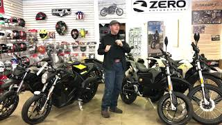 A zero BS guide to Zero electric motorcycles