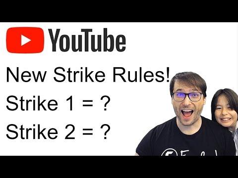 ★ New YouTube strike rules! (effective Feb 25, 2019) - KYC #19 Mp3
