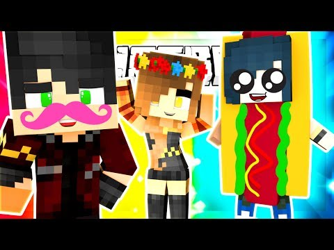 DRAWING THE BEST SNAPCHAT FILTERS! MINECRAFT MINI-GAME! #FANEDITION