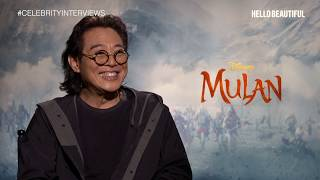 JET LI talks MULAN & remembers Aaliyah ROMEO MUST DIE co-star