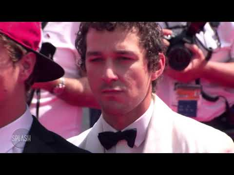 Shia LaBeouf to play his father in new biopic   Daily Celebrity News   Splash TV