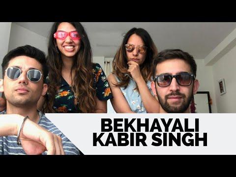 Kabir Singh: Bekhayali Shahid Kapoor, Kiara Advani, Sandeep Reddy Vanga, Sachet Parampara, Irshad