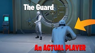 7 Minutes of Pretending to be the Henchmen Vault Guard... 😂