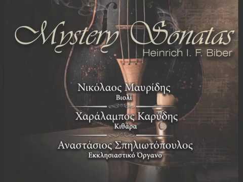 Biber Mystery Sonatas Live - Part 1