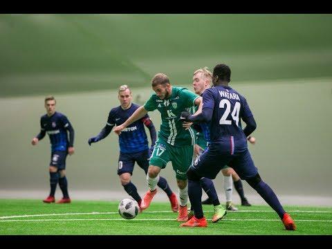 2. voor 2018: Tallinna FCI Levadia - Paide Linnameeskond 1:1 (1:0)