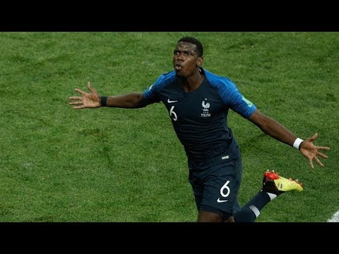 Paul Pogba - Reborn (2018 FIFA World Cup)