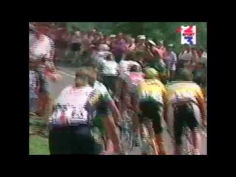 Tour de France 96: Agen/Lourdes-Hautacam. (2/2).
