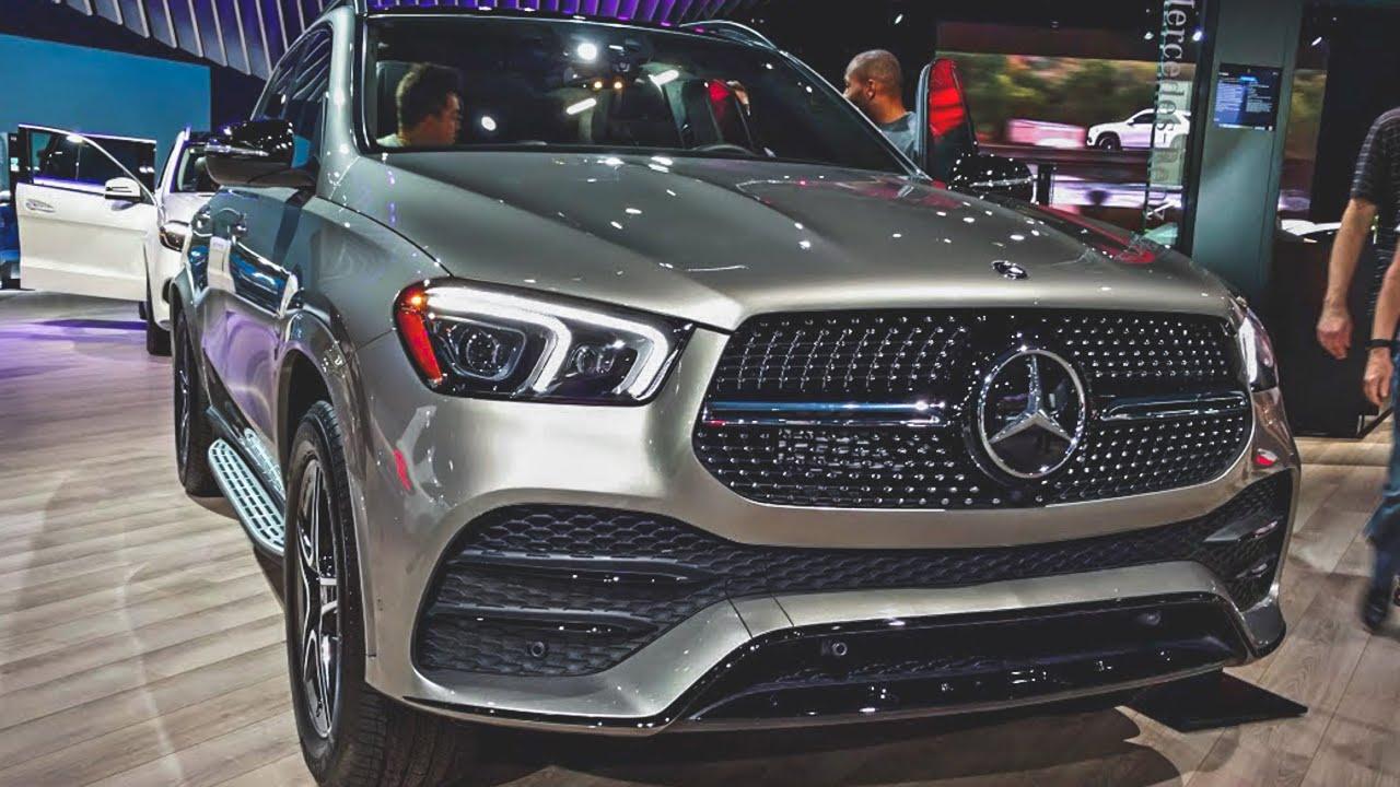 2020 Mercedes Benz Gle Pov Walkaround Exterior Interior 2018 La Auto Show