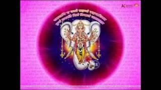 By Asha Bhosla Ganesh Aarti: Shendur Lal Chadhayo achchha gajmukhko