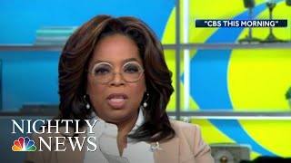 Oprah Winfrey Defends Decision To Abandon Russell Simmons Documentary | NBC Nightly News