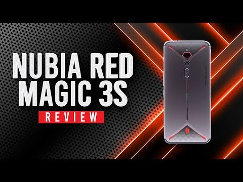 Nubia Red Magic 3S Review: best gaming phone under ₹40k?