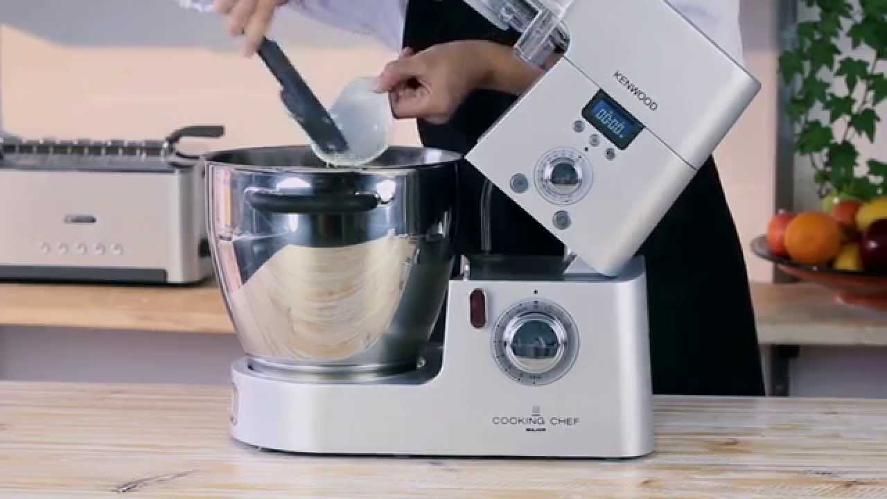 Robot De Cocina Kenwood Cooking Chef Receta Para Preparar Un Rico Estofado Con Cooking Chef De Kenwood