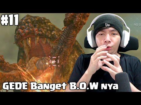 Buset Gede Banget B.O.W Nya - Resident Evil Revelations Indonesia - Part 11