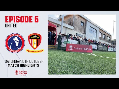 Dorking Hayes Goals And Highlights