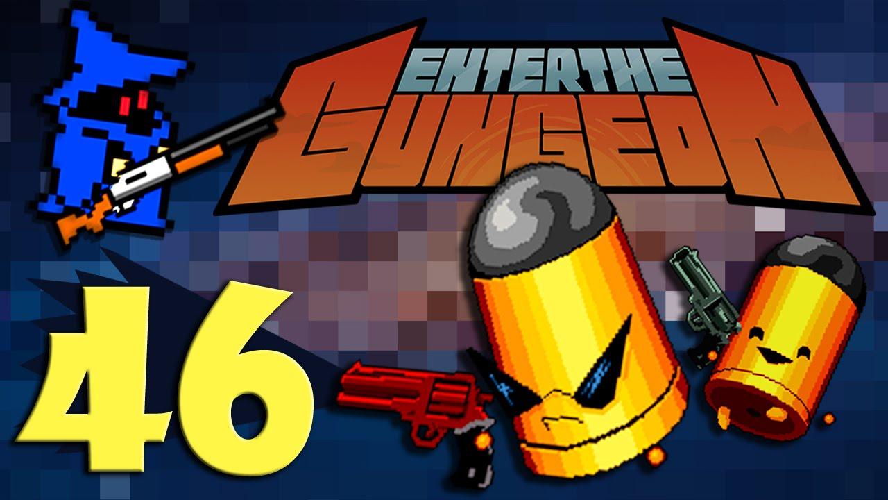 Enter The Gungeon прохождение Михалков #46 - YouTube