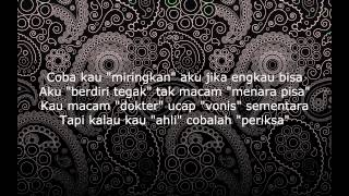 Eizy - Nada Tinggi ( Diss Haters + Young Lex )